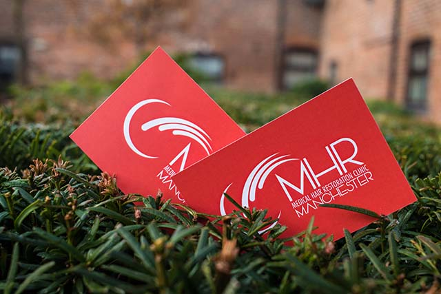 MHR business cards