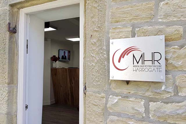 MHR clinic Harrogate