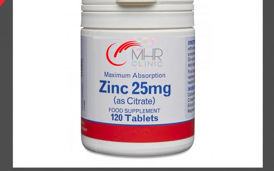 Does zinc stop hair loss?