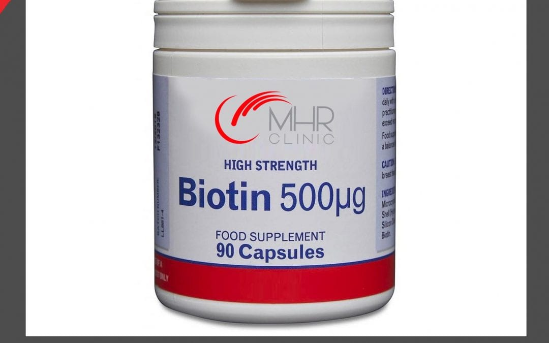 Biotin: The supplement of supplements