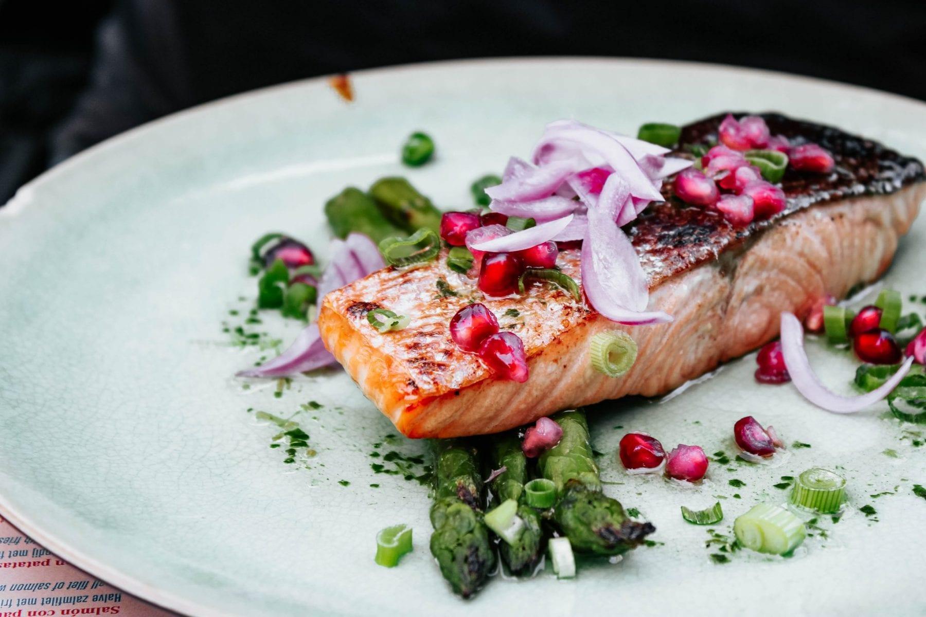 Salmon supports Vitamin D so Vitamin D Causes hair loss