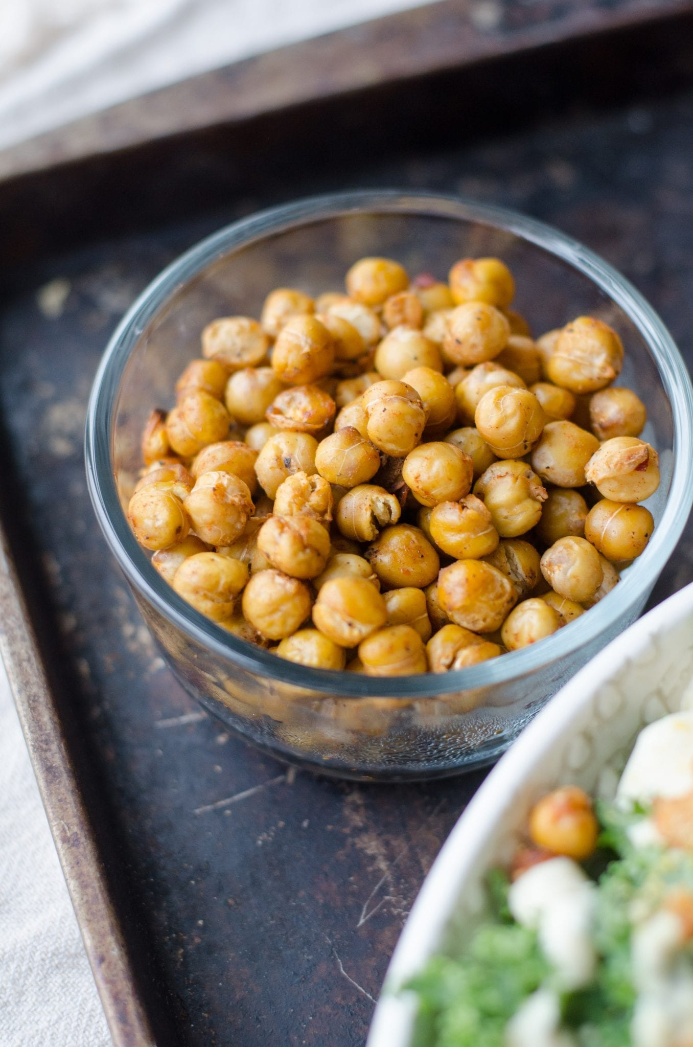 Chick Peas help with hair growth