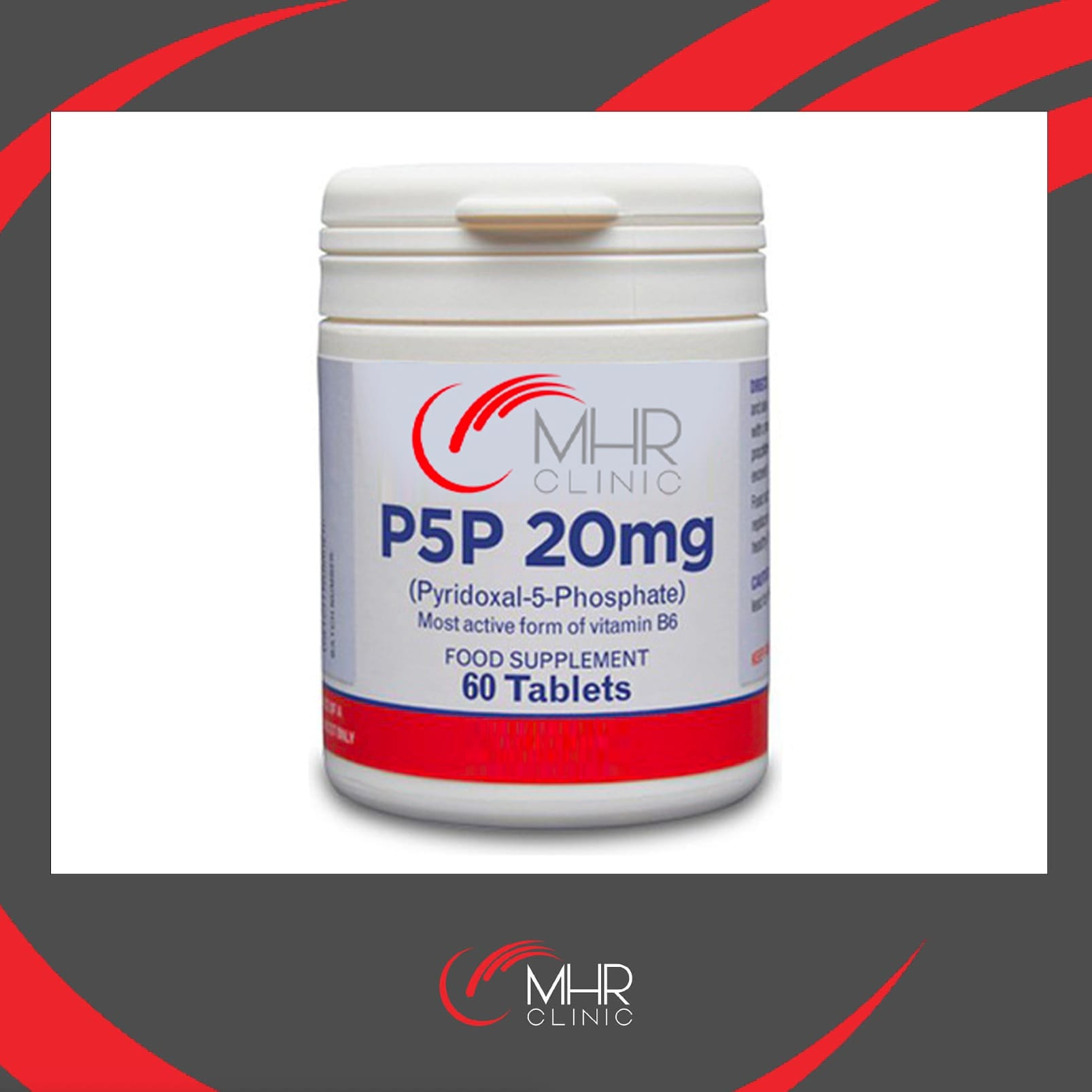 P5P Supplement for sale to help treat hair loss