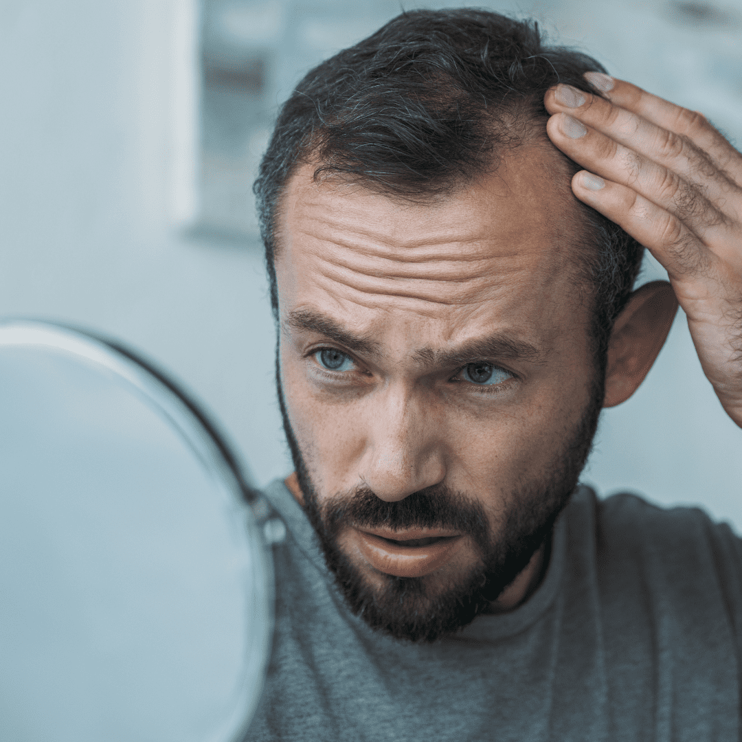 Concerns about hair falling out in dreams