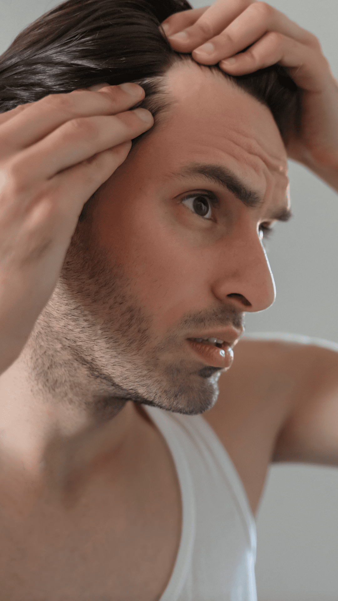 How long will hair loss be from anti depressant medication
